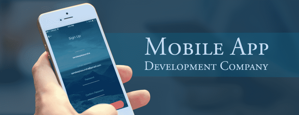 Mobile application Company