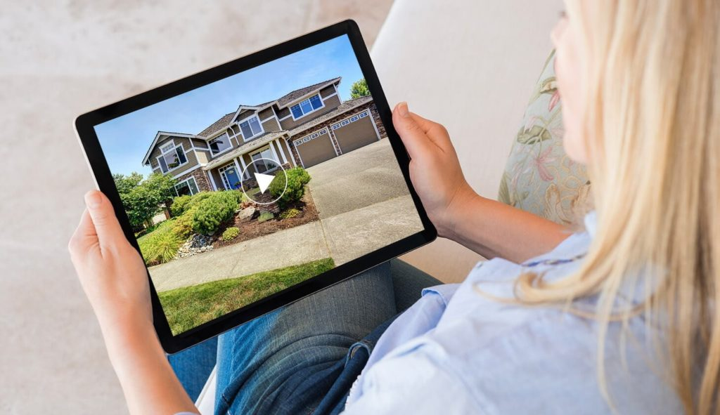 video for Real Estate Marketing