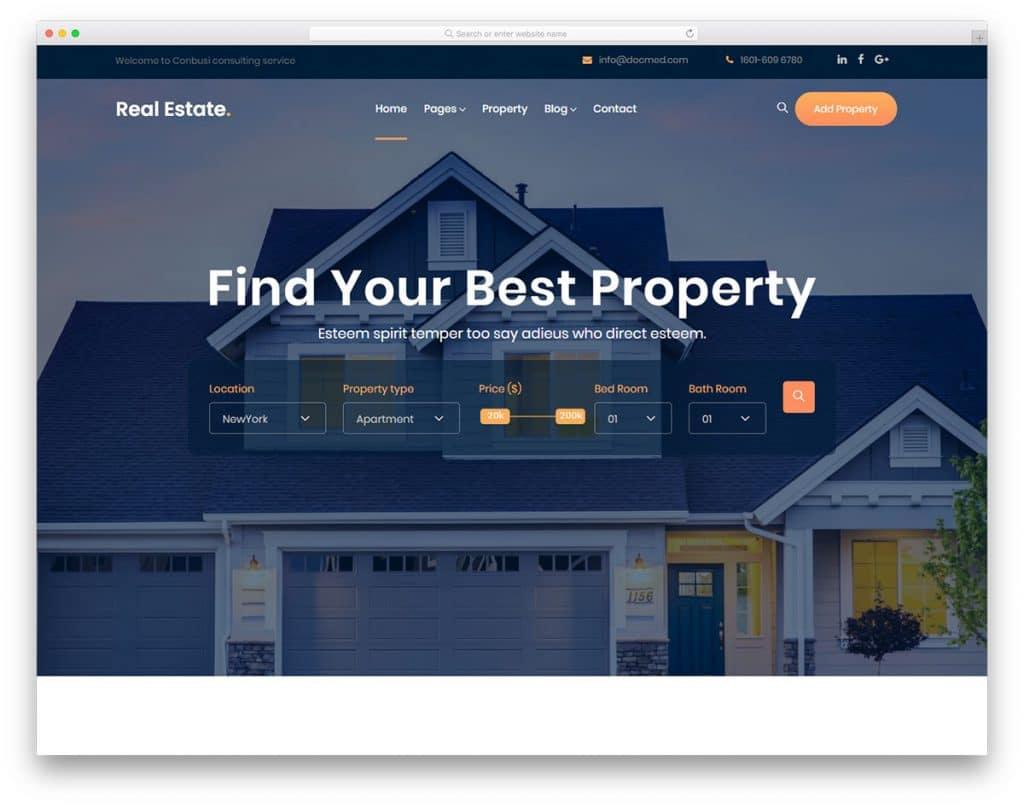 Why Real Estate Business Needs Websites.